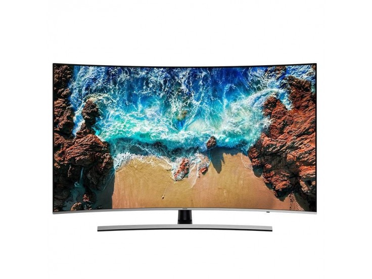 LED Curbat SMART SAMSUNG UE55NU8502, 138 CM, 4K ULTRA HD, HDR