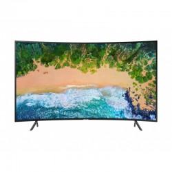 Televizor Curbat SAMSUNG UE55NU7372, Smart Ultra HD, Tizen, 4K HDR, 138cm