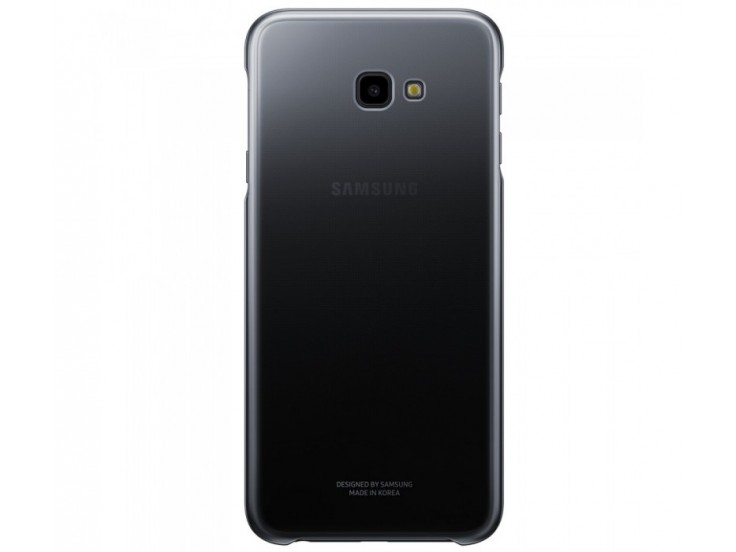 Husa Gradation Cover Samsung Galaxy J4 Plus (2018), Black