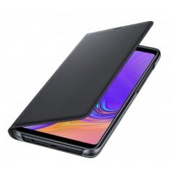 Husa Flip Wallet Samsung Galaxy A9 (2018), Black