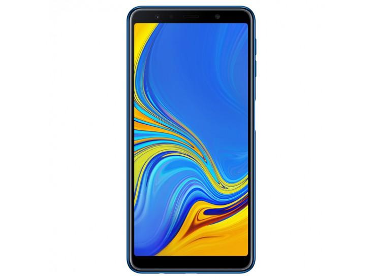Telefon Samsung Galaxy A7 (2018), 64GB, 4gb RAM, Dual Sim, Blue