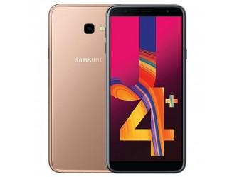 Telefon Samsung Galaxy J4+ 2018, Dual Sim, 16GB, 2GB RAM, Android 8.1, Gold, J415F
