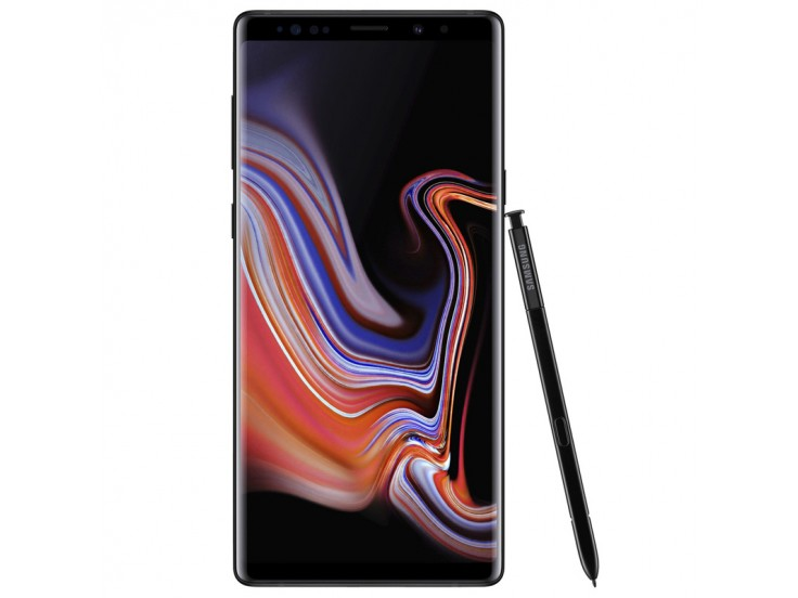 Samsung Galaxy Note 9 Dual SIM N960, 128GB, Midnight Black, SM-N960FZBDROM
