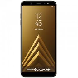 Telefon mobil Samsung Galaxy A6 Plus (2018), Dual SIM, 32GB, LTE, Gold