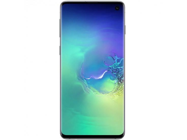 Samsung Galaxy S10, Dual SIM, 512GB, LTE, Green