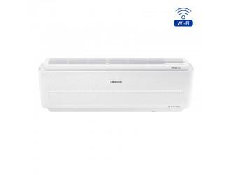 Aer conditionat Samsung AR12NXCXAWKNEU/XEU, 12000 Btu, A++, Wind Free, Smart Wi-Fi