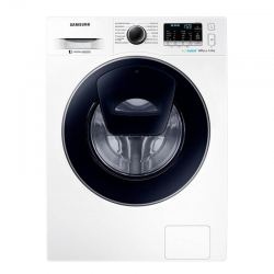Masina de spalat rufe Samsung Add-Wash WW80K5210VW/LE, Eco Bubble, 8 kg, 1200 RPM, A+++, Alb