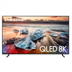Televizor QLED QE82Q950RB, Smart Ultra HD, 207 cm, Quantum Processor 8K