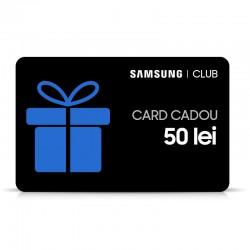 Card cadou 50 lei Samsung Club