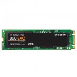 SSD Samsung MZ-N6E250BW, 860 EVO, 250GB, SATA III M.2 (2280)
