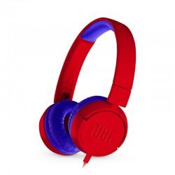 Casti audio JBL JR300, Red,...