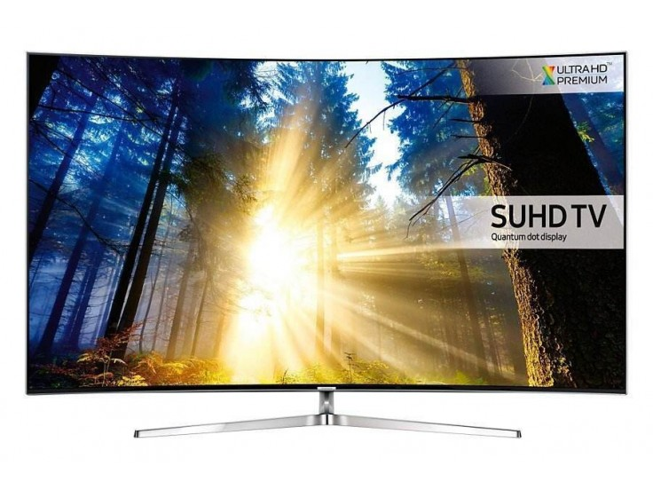 LED TV SAMSUNG UE55KS9002, 138 cm, 4K SUHD, CURBAT