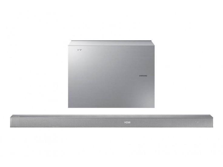Soundbar Samsung HW-K651, 340W, 3.1, USB, Bluetooth, Argintiu