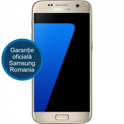 Telefon mobil Samsung GALAXY S7, 32GB, Gold, G930