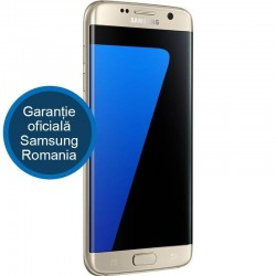 Telefon mobil Samsung GALAXY S7 Edge, 32GB, Gold, G935