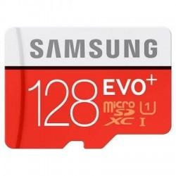 Card de memorie Micro SDXC SAMSUNG 128GB MB-MC128DA, UHS-I + AdaptorSD