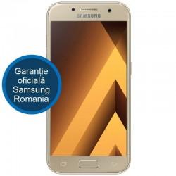 Telefon mobil Samsung Galaxy A3 2017, 16GB, 4G, Gold