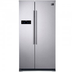 Side by Side SAMSUNG RS57K4000SA, 569l, Twin cooling, Grafit metalizat