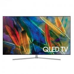 Televizor SAMSUNG QLED Smart Ultra HD 4K drept, 123cm, QE49Q7FAM