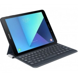 "Husa Keyboard Cover SAMSUNG Galaxy Tab S3 9.7"", T820, T825 Silver"
