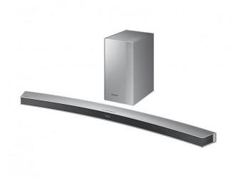 Soundbar curbat SAMSUNG HW-M4501, 2.1ch, Subwoofer wireless, Silver