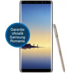 Telefon mobil Samsung Galaxy Note 8, Dual SIM, 64GB, LTE, Maple Gold