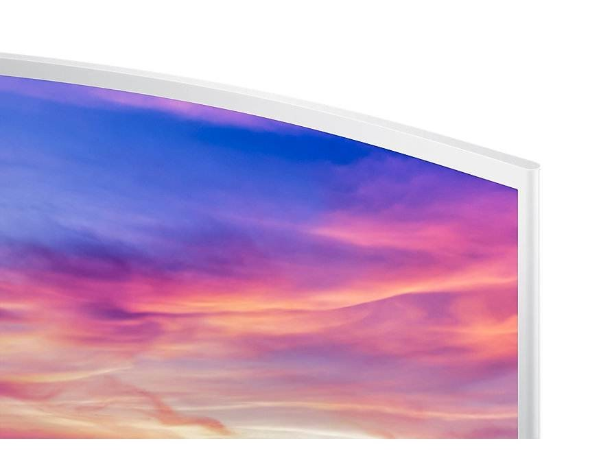 Monitor LED VA Samsung LC32F391FWUXEN, Curved, Wide, FHD