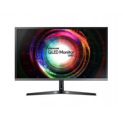Monitor TN LED Samsung LU28H750UQUX, Ultra HD, HDMI, Display Port, 28'', Argintiu
