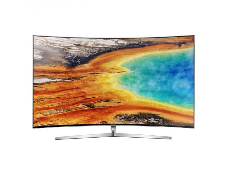 LED Curbat Smart Samsung UE55MU9002, 138 cm, 4K Ultra HD, HDR1000, Dynamic Crystal Color