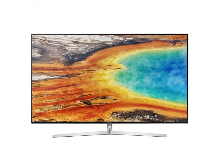 LED Smart Samsung UE49MU8002, 123 cm, 4K Ultra HD, HDR1000 Extreme, Dynamic Crystal Color