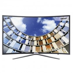 LED Smart Samsung UE49M6302, Full HD Curbat, 123 cm