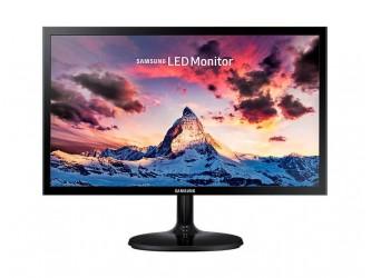 "Monitor LED TN Samsung 21.5"", Wide, FHD, HDMI, LS22F350FH, Negru"