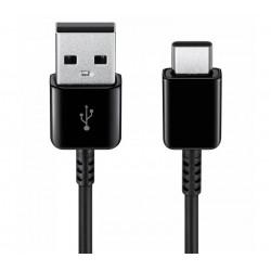 Cablu de date USB Type-C, EP-DG930, Black EP-DG930IBEGWW