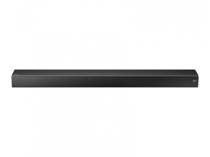 Soundbar Samsung HW-MS750/EN, 5.0, 450 W, Sound+, UHQ 32bit Audio, Negru