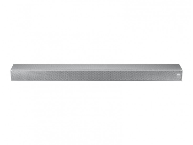 Soundbar Samsung HW-MS751/EN, 5.0, 450 W, Sound+, Argintiu