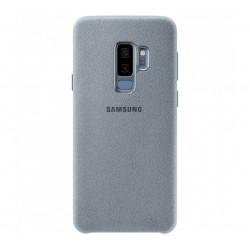 Husa Alcantara Cover pentru Samsung Galaxy S9 Plus, Mint