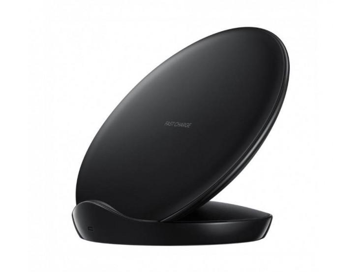 Stand incarcare wireless (cu incarcator retea) pentru Samsung Galaxy S9 | S9+, Black