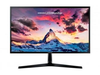 """Monitor LED Samsung 27"""", LS27F358FWUXEN, Full HD, HDMI, Negru"""