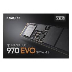 Solid State Drive (SSD) Samsung 970 EVO NVMe M.2 Internal SSD, MZ-V7E500BW