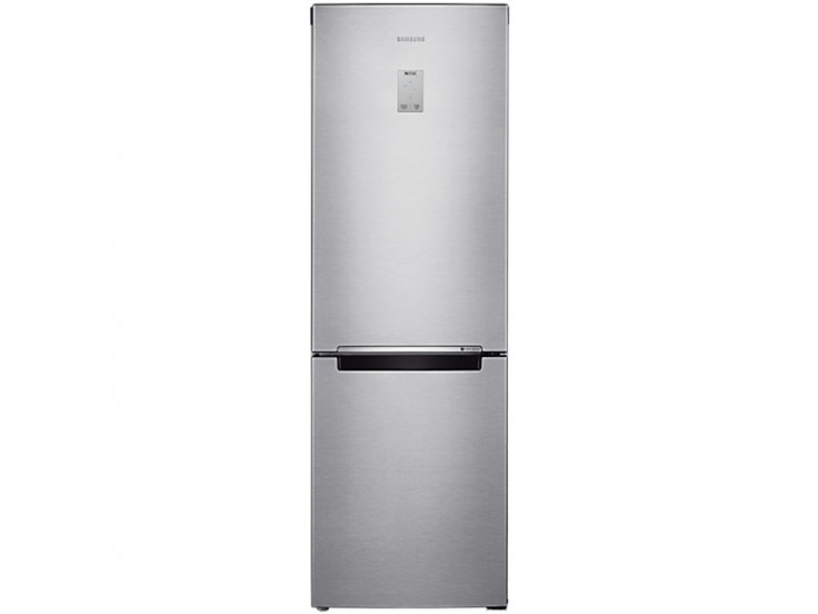 Combina frigorifica Samsung RB33N340NSA, 315l, Clasa A+++, Full No Frost, Power Freeze,Display, Metal Graphite