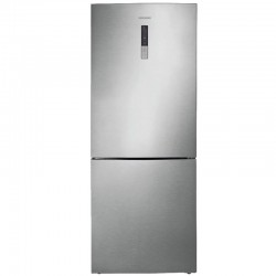 Combina frigorifica Samsung RL4353RBASL, 435 l, Clasa A++, , All Around Cooling, Digital Inverter, Afisaj extern, Inox