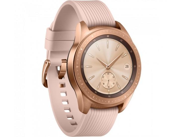 Smartwatch Samsung Galaxy Watch, Small Strap (42mm), Gold
