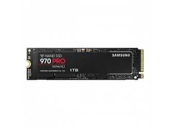 Solid-State Drive Samsung 970 PRO, 1TB, M.2 NVMe, MZ-V7P1T0BW