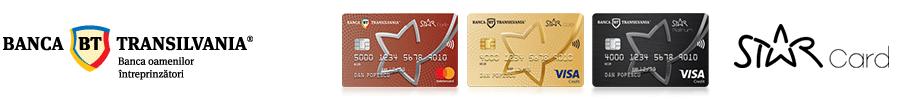 Banca Transilvania - 6 rate fara dobanda